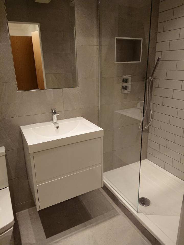 Bathroom Two by Painters & Decorators online