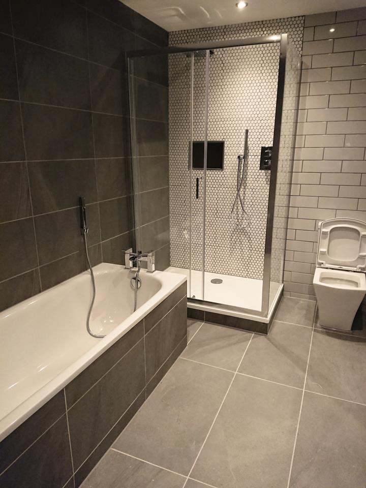 Bathroom Three by Painters & Decorators online