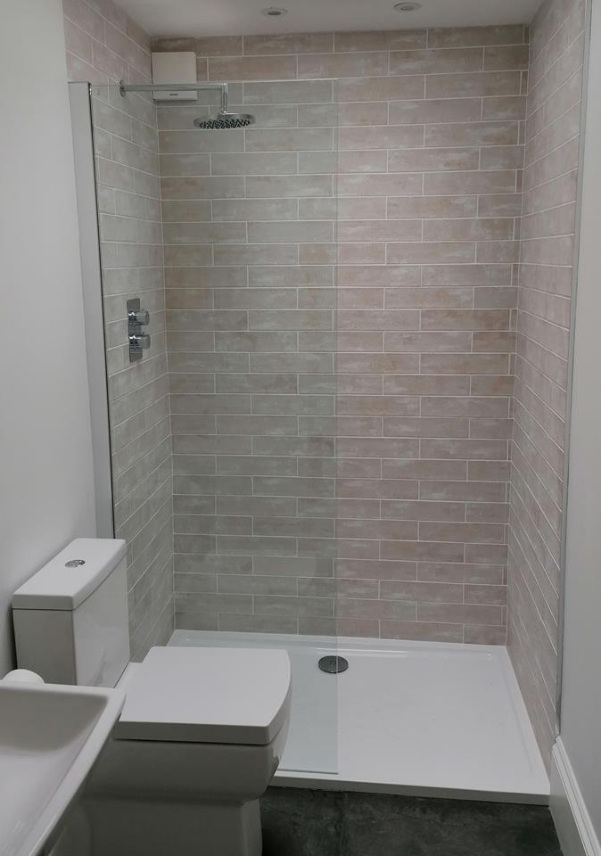 Bathroom Five by Painters & Decorators online