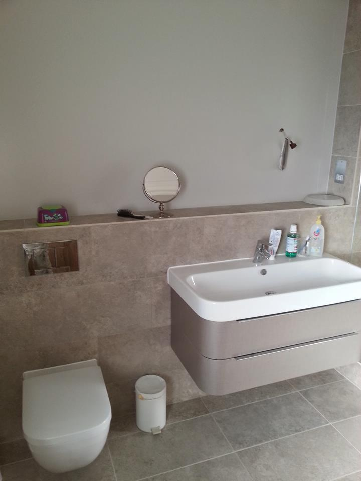 Bathroom Eight by Painters & Decorators online