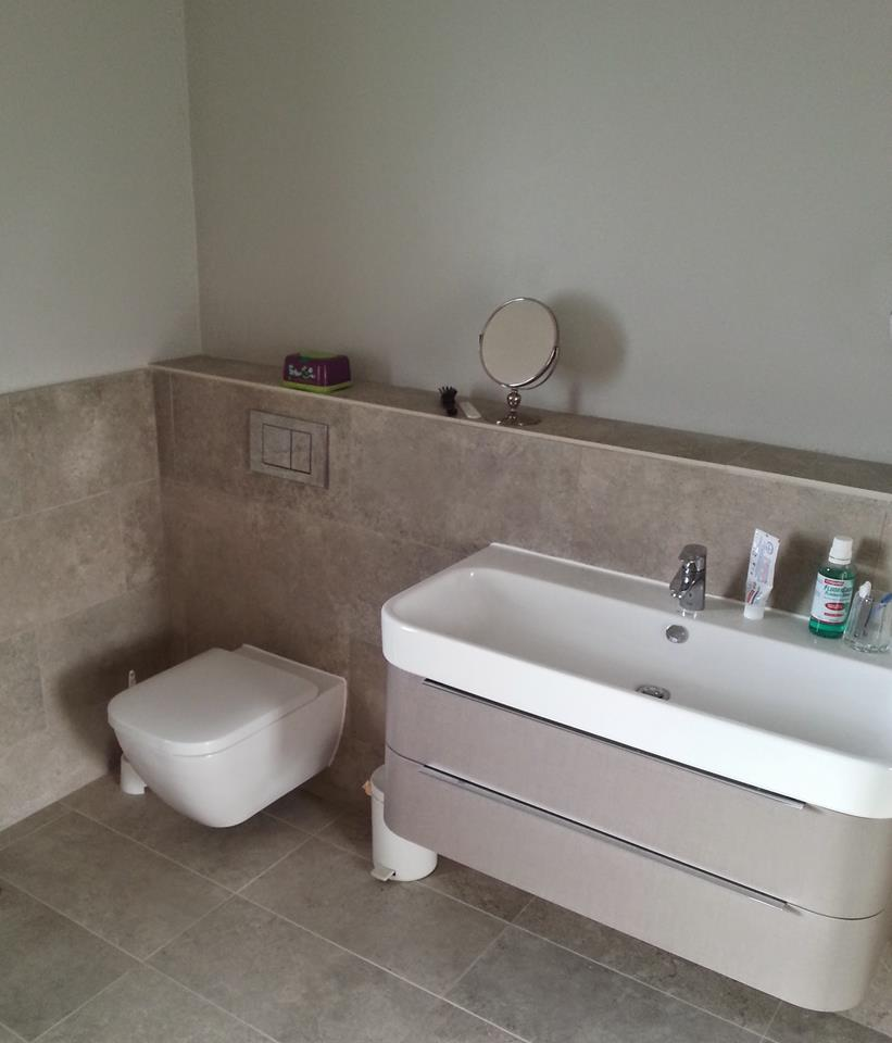 Bathroom Four by Painters & Decorators online