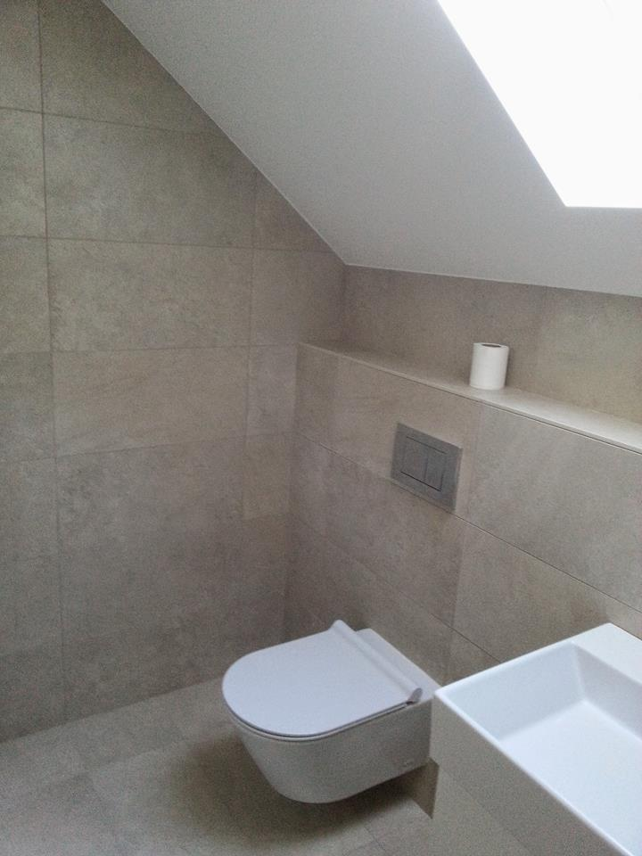 Bathroom Eighteen by Painters & Decorators online