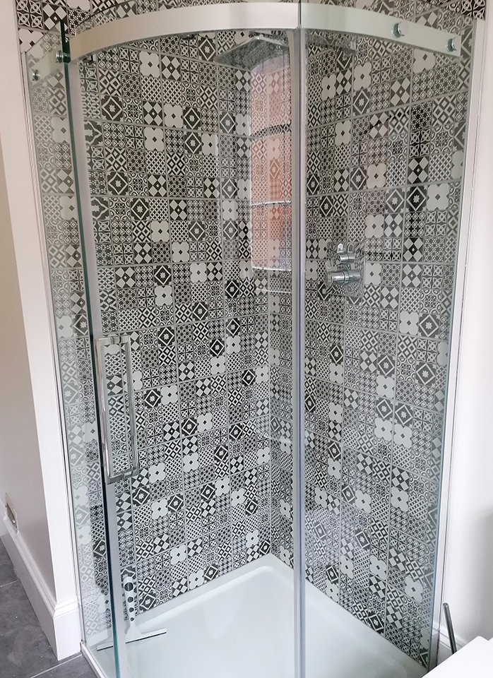 Shower Unit