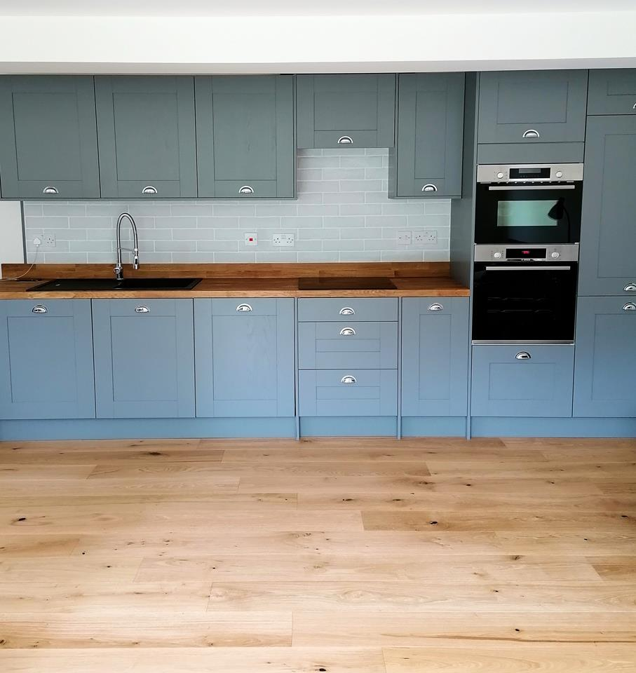 Kitchen Six by Painters & Decorators online